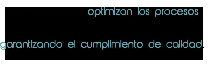 nuestros servicios optimizan los procesos de negociación de precios, control de calidad y logísticos, garantizando el cumplimiento de calidad cantidad y tiempo acordados