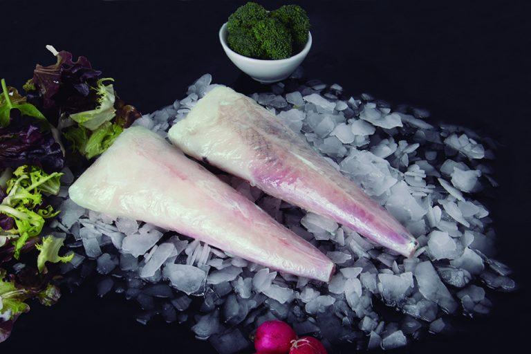 Monkfish tails (Lophius litulon)